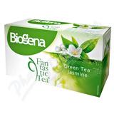 Čaj Biogena Fantastic Green Tea Jasmine 20x1. 75g