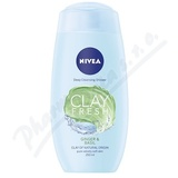 NIVEA Sprch. gel s jílem zázv&bazal.  250ml č.  83636