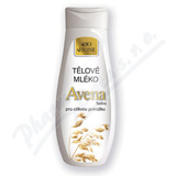 BIO BIONE Avena těl.  mléko pro citl. pokožku 300ml
