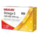 Walmark Omega 3 Forte tob. 120+60 Promo2019
