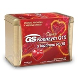 GS Koenzym Q10 60mg Plus cps. 60+60 dárek 2019