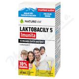 NatureVia Laktobacily 5 Imunita cps. 66