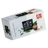E-Tea Original Černý čaj-YerbaMaté-Ženšen 20x1. 5g