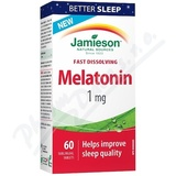 JAMIESON Melatonin 1mg tbl. 60