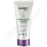 Bambo Nature Mycí gel na vlasy a tělo neparf. 150ml