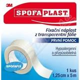 3M Spofaplast 431 Fix. náplast transp. fol. 5mx12. 5mm