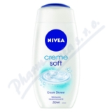 NIVEA Sprchový gel CREME SOFT 250ml č. 80802