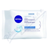 NIVEA Visage čist. pleť. ubrousky N-S pleť 25ks81121