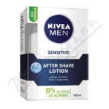 NIVEA FOR MEN po hol. Voda SENSITIVE 100ml 81314