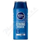 NIVEA Šampon muži STRONG POWER 250ml č. 81423