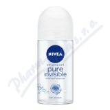 NIVEA Deo ženy PURE INVISIBLE kulič.  AP 50ml 82995