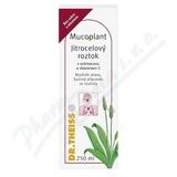 Mucoplant Jitrocelový roztok bez cukru 250ml