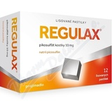 Regulax Pikosulfát kostky 10mg orm. pas. cmp. 12x10mg