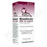 Bromhexin 8 KM kapky gtt. 1x50ml 8mg-ml