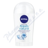 NIVEA Deo ženy FRESH NATURAL tuhý 40ml č. 82892