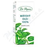 Dr. Popov Mátový olej 100% 10ml