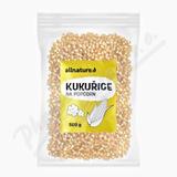 Allnature Kukuřice na popcorn 500g