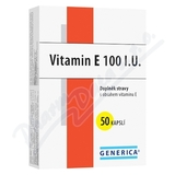 Vitamin E 100 I. U.  cps. 50 Generica