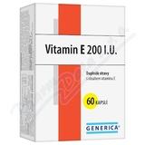 Vitamin E 200 I. U.  cps. 60 Generica
