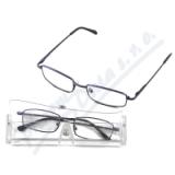 Brýle čtecí American Way +2. 00 modré v etui