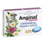 Anginal s heřmánkem+slézem tbl. 16 Dr. Müller