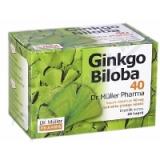 Ginkgo Biloba 40 cps. 60 Dr. Müller