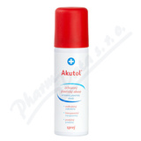 Akutol spray 60 ml (klas.  kód II. A)