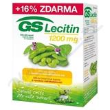 GS Lecitin 1200 cps. 120+20