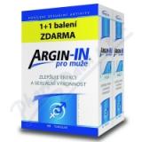 Argin-IN pro muže tob. 45 + Argin-IN tob. 45 zdarma