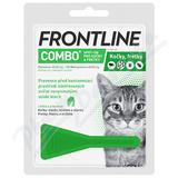 Frontline Combo Spot-on cat a. u. v.  sol. 1x0. 5ml