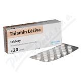 Thiamin Léčiva tbl. 20x50mg (blistr)