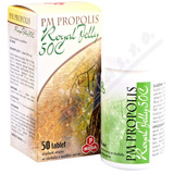 PM Propolis 50C+Royal jelly tbl. 50x500mg