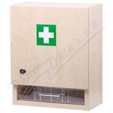 Lékárnička - nástěn. s náplní do 20osob-ZM20
