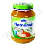 Hamánek krůta s gratin. zeleninou a rýží 190g 6M