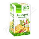 Apotheke BIO Zázvorový čaj s pomerančem 20x1. 5g