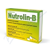 Nutrolin-B kapsle želat. tob. 20