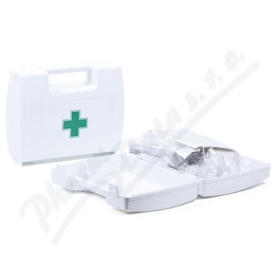 Lékárnička - plast. kufřík s náplní 5 osob-ZM 5