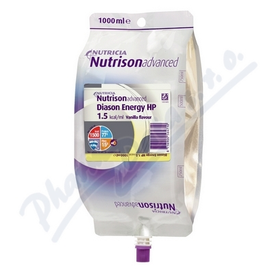 Nutrison Advanced Diason Energy HP př.vanil.1000ml