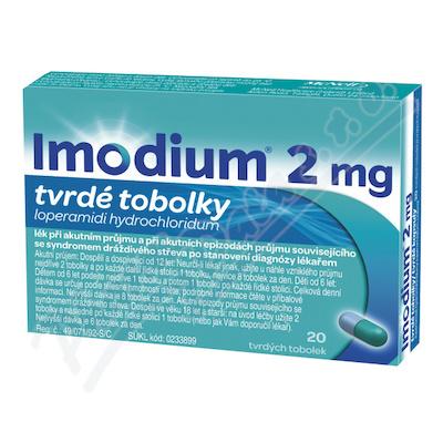 Imodium 2mg cps.dur.20