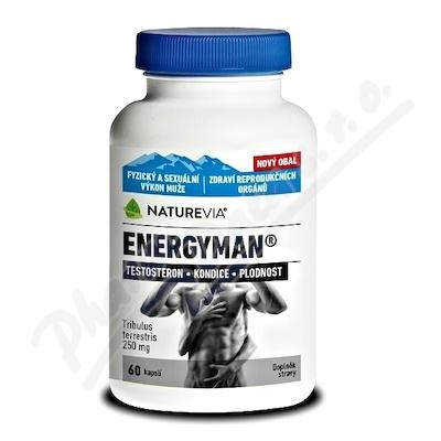 NatureVia Energyman cps.60