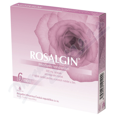 Rosalgin vag.plv.sol.6x0.5g